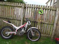 Beta Evo 250 Trials Bike 2011