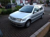 *** VW Polo Auto Very Low Miles From New***