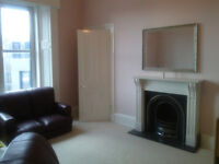 Glasgow Centre: comfy double room in spacious, double glazed flat w. Dyson washer & Samsung smart TV