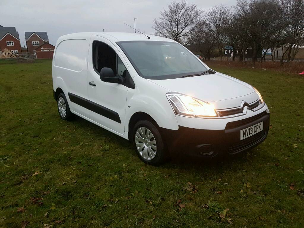 2013 CITROEN BERLINGO ENTERPRISE, 60000 MILES WITH FULL SERVICE HISTORY, 2 KEYS,