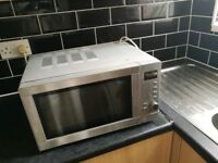Microwave, emptying house, quick sale required