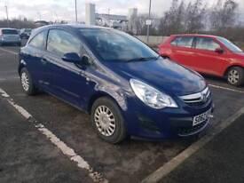 2012 Vauxhall Corsa EcoFlex 1.0 (Blue)