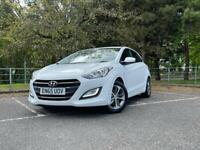 Hyundai i30 1.6 auto 5dr
