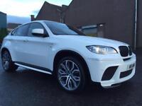 BMW X6 performance edition