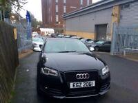 Audi S3 2.0TFSI Quattro Black 3dr HPI CLEAR 71k Miles * FACELIFT MODEL,SAT NAV, XENONS, BOSE, FSH PX