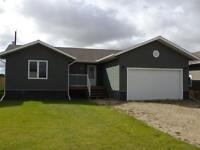 Beautiful bungalow on the edge of the city of Melfort