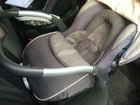 Silver Cross Ventura Plus Infant Car Seat Group 0+