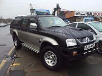 Mitsubishi L200 2.5 TD 4Life Double Cab 4dr IMMACULATE CONDITION