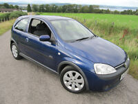 Vauxhall Corsa 1.2 SXI only £995 Long MOT, Air con, Alloys, Fogs etc.