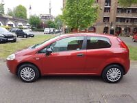 Fiat Punto perfect for a first time driver, all round great car