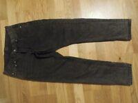 29W/32L black Cheap Monday jeans