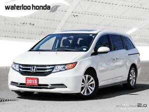 2015 Honda Odyssey EX-L Back Up Camera, Navigation, Leather a...