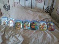 Collectable Winnie the Pooh Plates