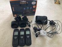 Gigaset AL415A house phone trio