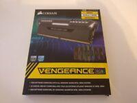 Corsair Vengeance RGB DDR4 3000MHz 2x8GB (16GB total) DIMM PC memory