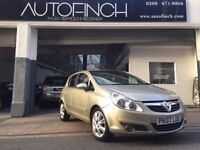 Vauxhall Corsa 1.4 Design Automatic 5dr 70677 miles Drives Smooth