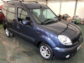 Renault Kangoo Venture DCI 80. MPV. New MOT no advisories. Cambelt and clutch replaced. Exceptional