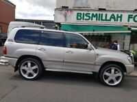 Toyota Landcruiser Amazon 50th Anniversary limited edition