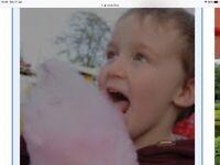 Sweets - CANDY FLOSS (£1 per bag) minimum 10 bags