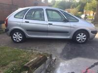 Citreon Picasso 1.6 sx full service history READY TO DRIVE AWAY