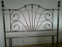 Ornate Kingsize Headboard