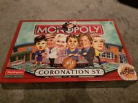 Coronation Street Monopoly still sealed 40 year anniversary