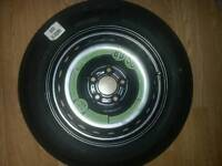 NEW SPACE SAVER SPARE WHEEL T 125/90 R16 CONTINENTAL