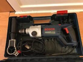 Bosch GSB 162-2 RE 1500W High Torque Impact /Dimond Core Drill 240v