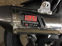 Yoshimura R11 slip on exhaust carbon stainless Suzuki gsxr 600/750