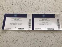 Kisstory VIP tickets x2 Saturday 29th April @ indigo in the O2