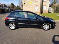 2009 Peugeot 308 1.4 VTi S 5dr Manual @07445775115