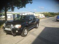 Nissan Navara PICK-UP DCB NAVARA RALLY RAID TD 4X4 new m.o.t £3695