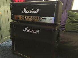 Marshall JCM2000 TSL60 - 60watt Amp Head + 1936 2X12 Cabinet