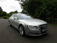 Audi A8 3.0 TDI SE 2012 Executive Tiptronic Quattro 4dr (LWB) FULLY LOADED