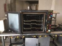 Turbofan Bakbar oven
