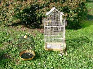 Bird aviaries/cages (2) Kangarilla Morphett Vale Area Preview