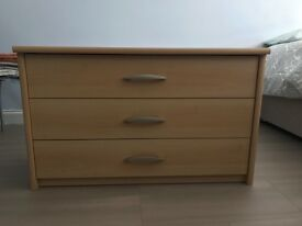 Solid Pine, Chest of Drawers, Bedroom Furniture