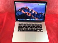 Macbook Pro RETINA 15inch A1398 2.6GHZ INTEL CORE i7 16GB RAM 500GB 2012 + WARRANTY L716