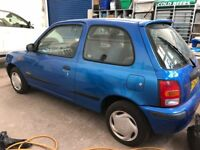 Nissan Micra Great condition and Runner.