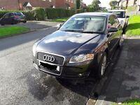 Audi a4a4 1.9 TDI 2007