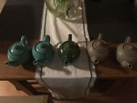 For Sale 5 x Kensington ( 2 Cup Teapots )