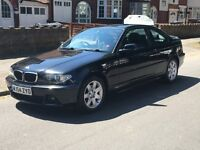 BMW 318 CI SE COUPE 2004 54 REG ONE OWNER ON LOGBOOK SERVICE HISTORY GOOD RUNNER ANY P/X WELCOME
