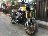 Yamaha xjr1300 sp highly modified