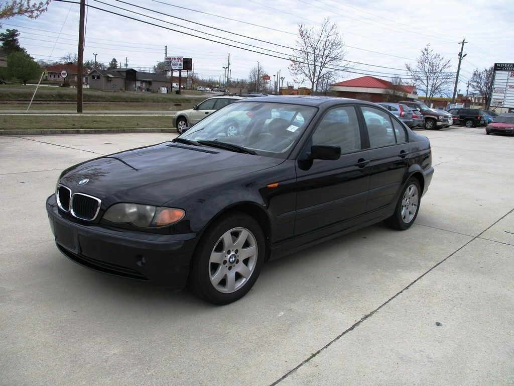 2004 Bmw 325xi Awd With 180 417 Miles Available Now