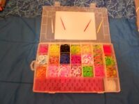 Big 2500 loom band set