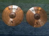 "Istanbul Mehmet MC Jazz 13"" hi hat cymbals"