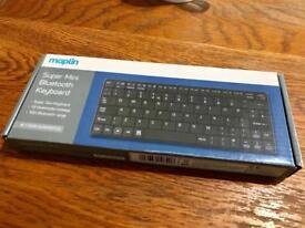 Maplins Super Mini Bluetooth Keyboard
