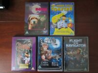 DVDs - Films of the 80's