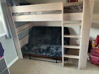 Convertible High Sleeper Bed
