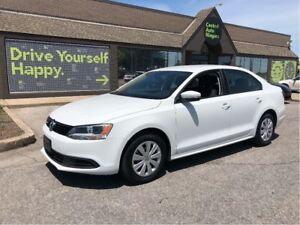 2014 Volkswagen Jetta Trendline+ / HEATED SEATS / KEYLESS ENTRY